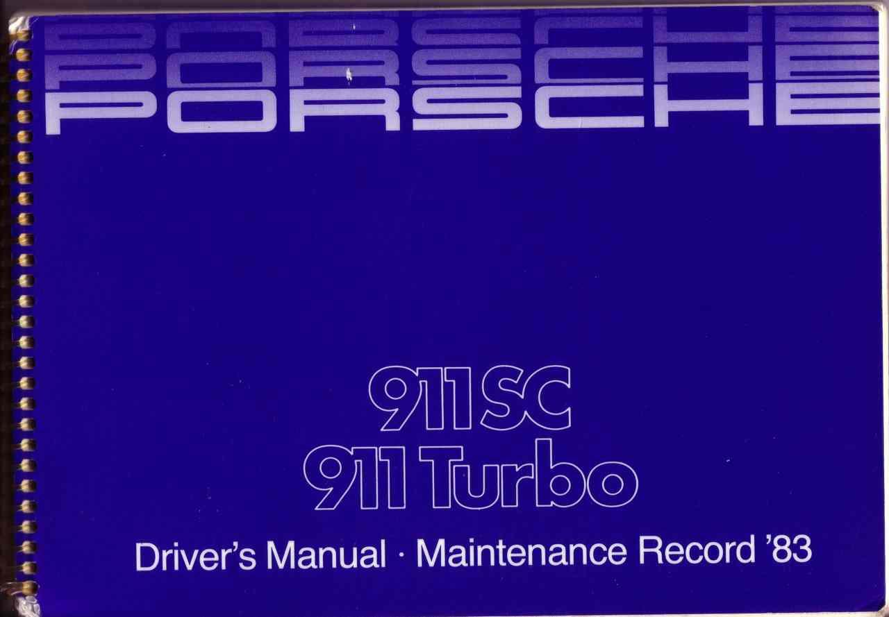 simon s porsche 911 sc site rh adelgigs com porsche 997 carrera s owners manual porsche 911 sc service manual download