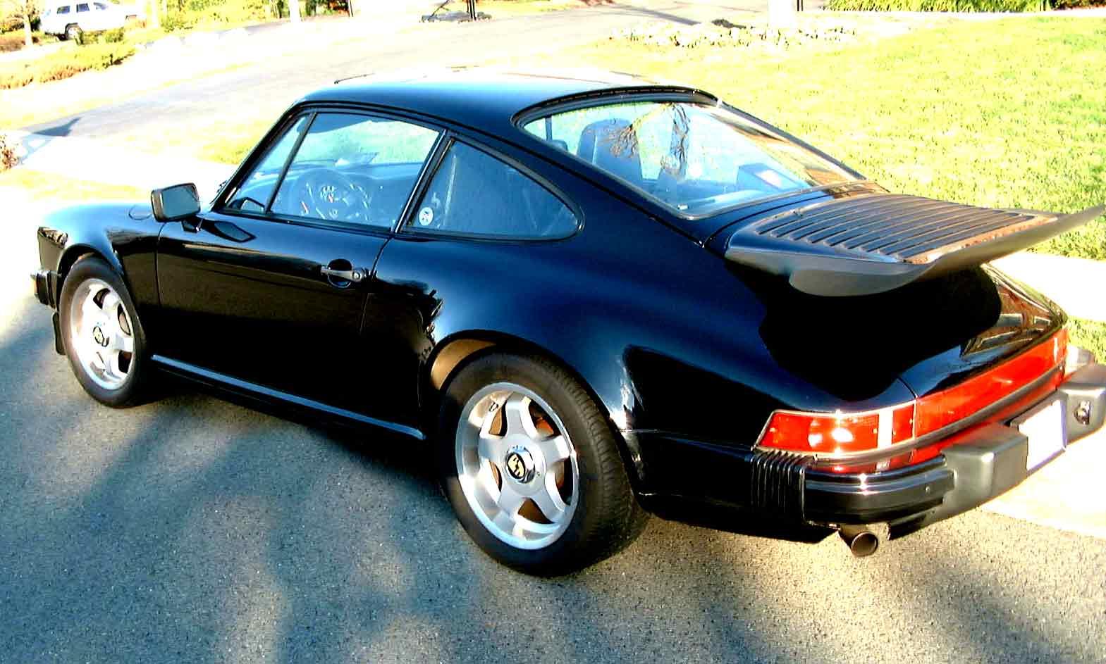 Simon S Porsche 911 Sc Site